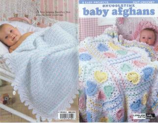 Precious Moments Baby Dolls  Afghans (Leisure Arts Crochet