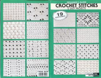 Crochet Stitch Guide : Pics Photos - La 75009 Beginner S Guide Crochet Stitches 3 50