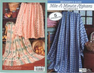 Crochet Collection: Free Crochet Patterns for Mile-a-Minute